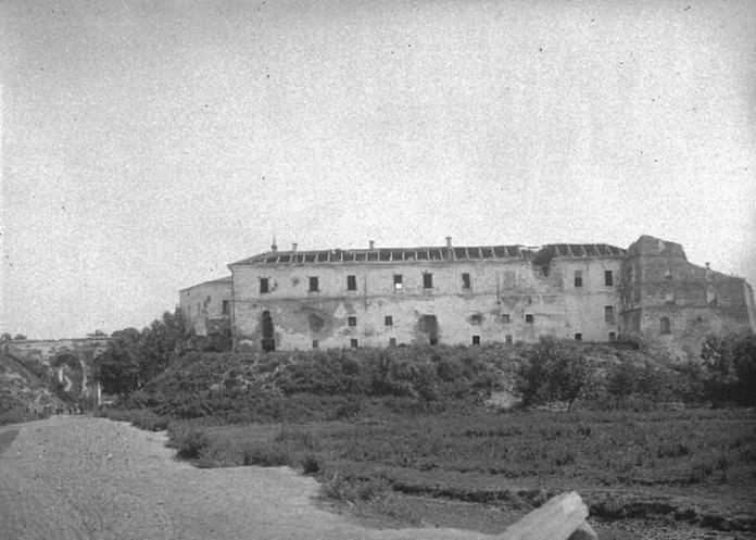 Клевань замок Чарторийських, міжвоєнний період