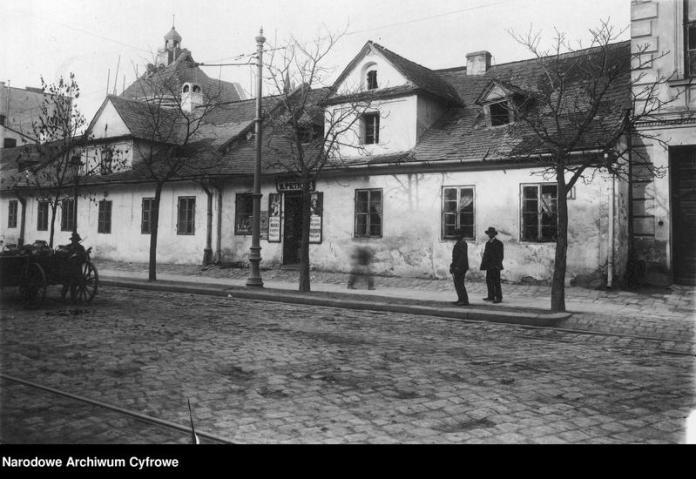 Вулиця Личаківська, поч. ХХ ст.