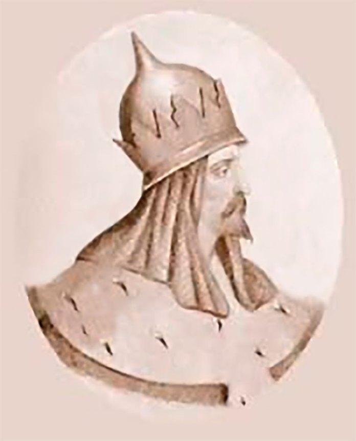 Великий Київський князь Мстислав Ізяславович