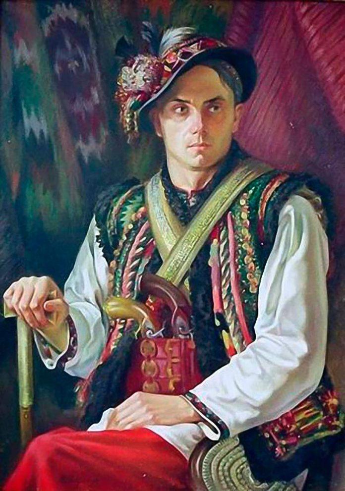 Василь Дядинюк. Легінь з Криворівні, 1942