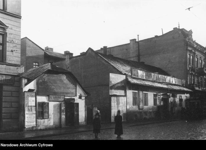 вул. Зиблікевича (суч. І.Франка), 1910-ті рр.