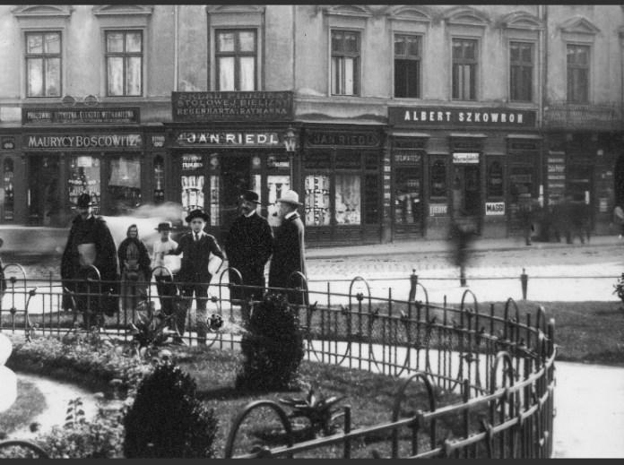 Площа Марійська (сучасна Міцкевича), кін. ХІХ-поч. ХХ ст.