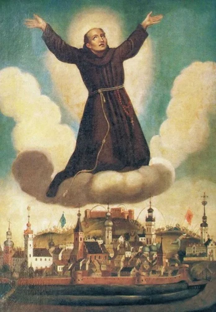 Святий Ян з Дуклі - покровитель Львова