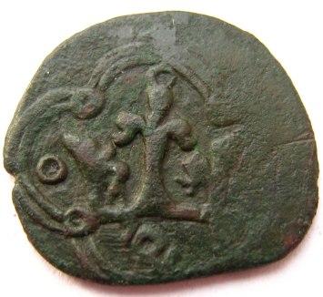 Мідний денарій часів Казиміра ІІІ