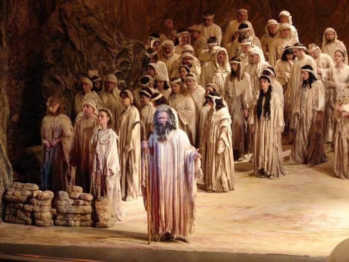 Сцена з опери