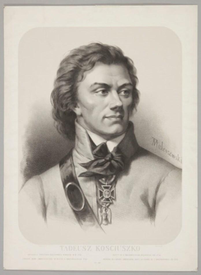 Тадеуш Косцюшко. Портрет, Краківський музей