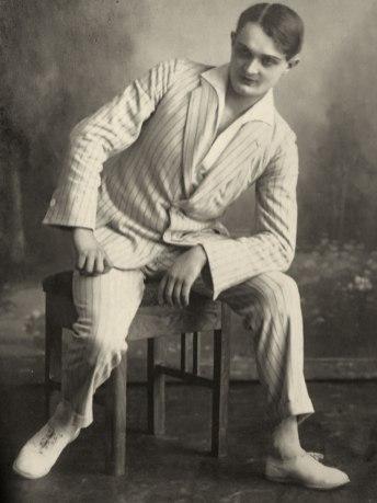 Ярема Стадник. Фото з родинного архіву Наталії Миронюк