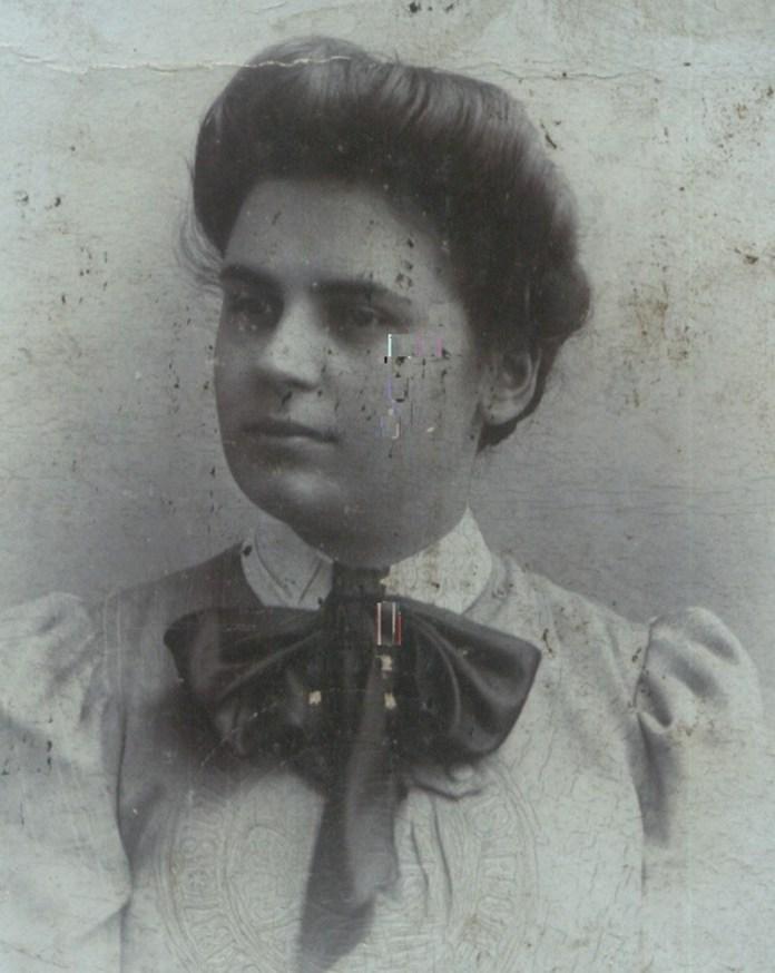 Стефанія Гаузер (фото: zycwciekawychczasach.blogspot.com)