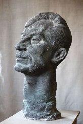 Еммануїл Мисько. Портрет письменника Романа Іваничука, 1970.