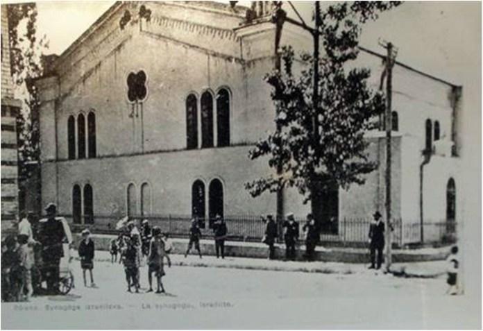 Головна синагога Рівного