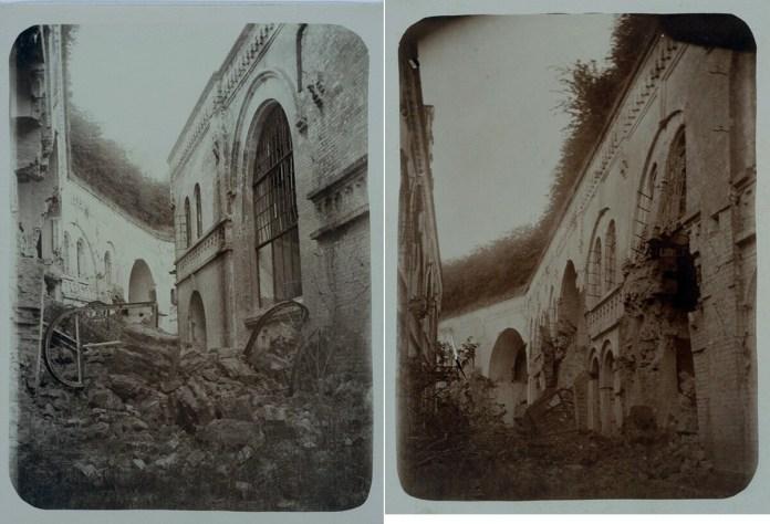 Руйнування після Брусилівського прориву, 1916 рік