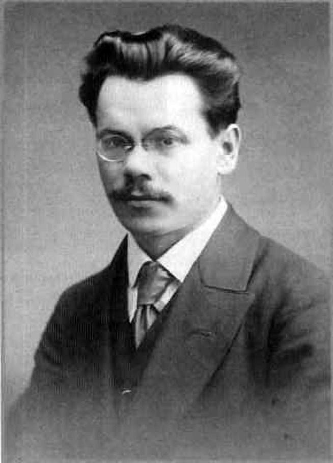 Петро Карманський. Фото з https://uk.wikipedia.org/