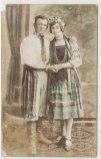 Приклади портертів з фотоательє Sztuka Зейлика Окса. З колекції Віктора Літевчука