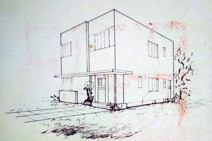 Стильний проект для Олексія Талімончука, вулиця Шевченка, 1935