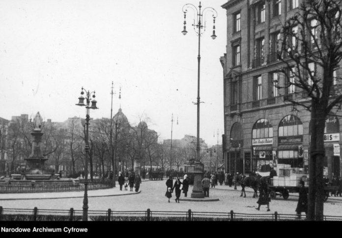 Марійська площа, 1930-ті рр.