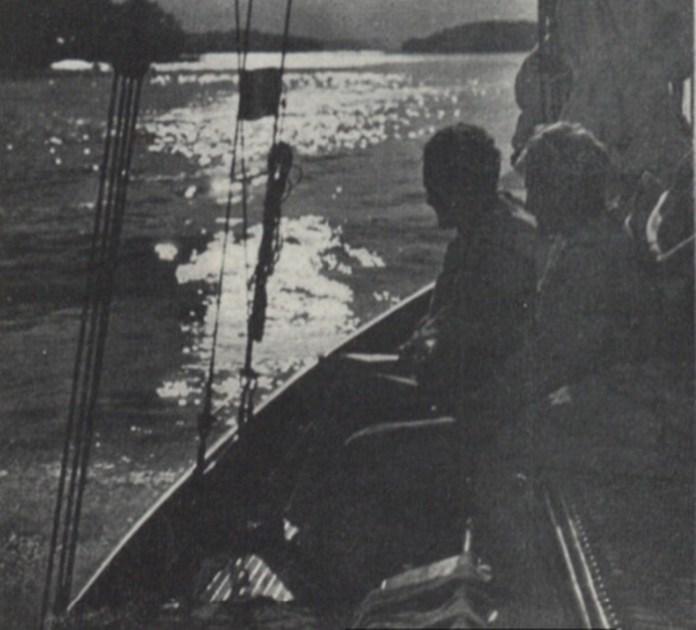 Біля Стокгольму, 1937 р.