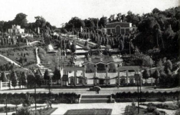 Парк імені Богдана Хмельницького в Львові