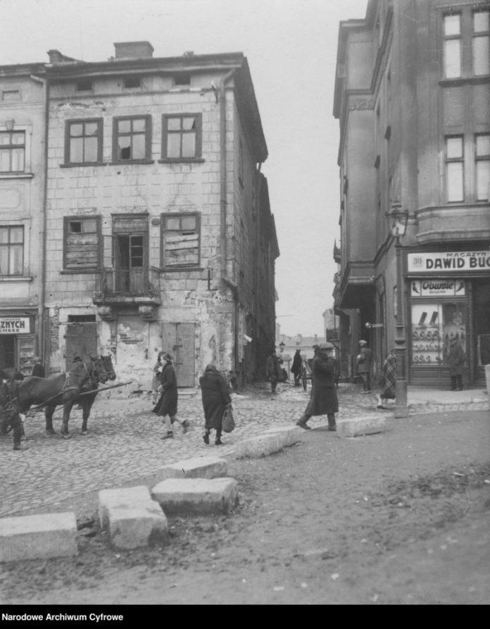 Вулиця Смоча (Змієва) (сучасна Підмурна), 1930-ті рр.