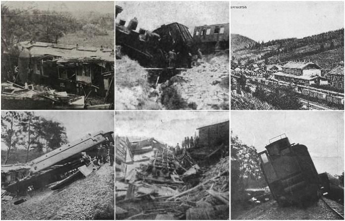 Хроніка залізничних аварій і катастроф в Галичині та Буковині наприкінці ХІХ – на початку ХХ століття