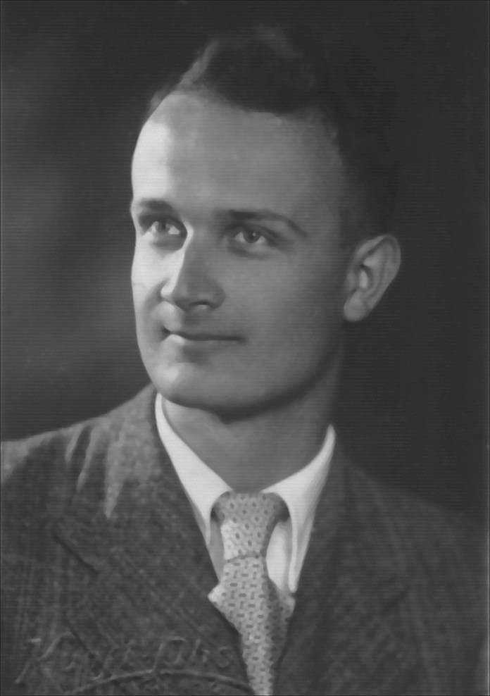 Юрій Кох, фото кінця 1930-х рр