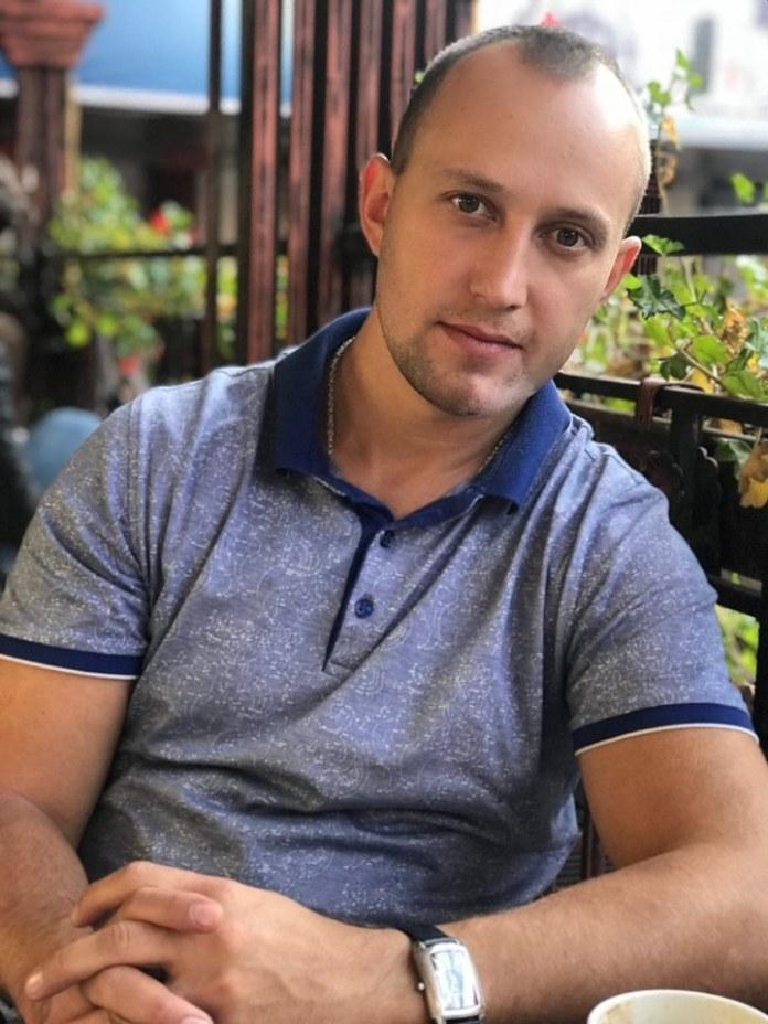 Директор концертної компанії Lutsyshyn promo Петро Луцишин