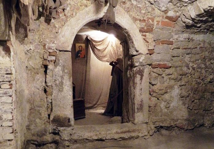Підземелля Домініканського монастиря