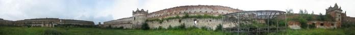 Замок у Старому Селі. Фото з https://uk.wikipedia.org/