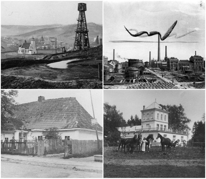 Львівщина на ретрофото 90 років тому