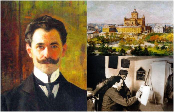 Осип Курилас, або ювілей художника-патріота зі Щирця