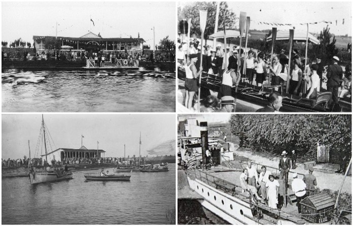 Луцькі пристані й розваги на воді, або Атлантида міжвоєнного міста