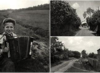 Козельники і Старе Знесіння 1960 року в об'єктиві Юліана Дороша
