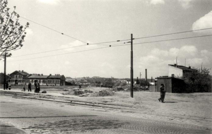 Львів, Замарстинів, травень 1960 року. Світлина Юліана Дороша