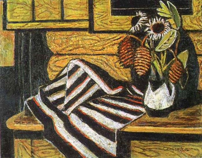 Марґіт Сельська, Натюрморт, 1967 р.