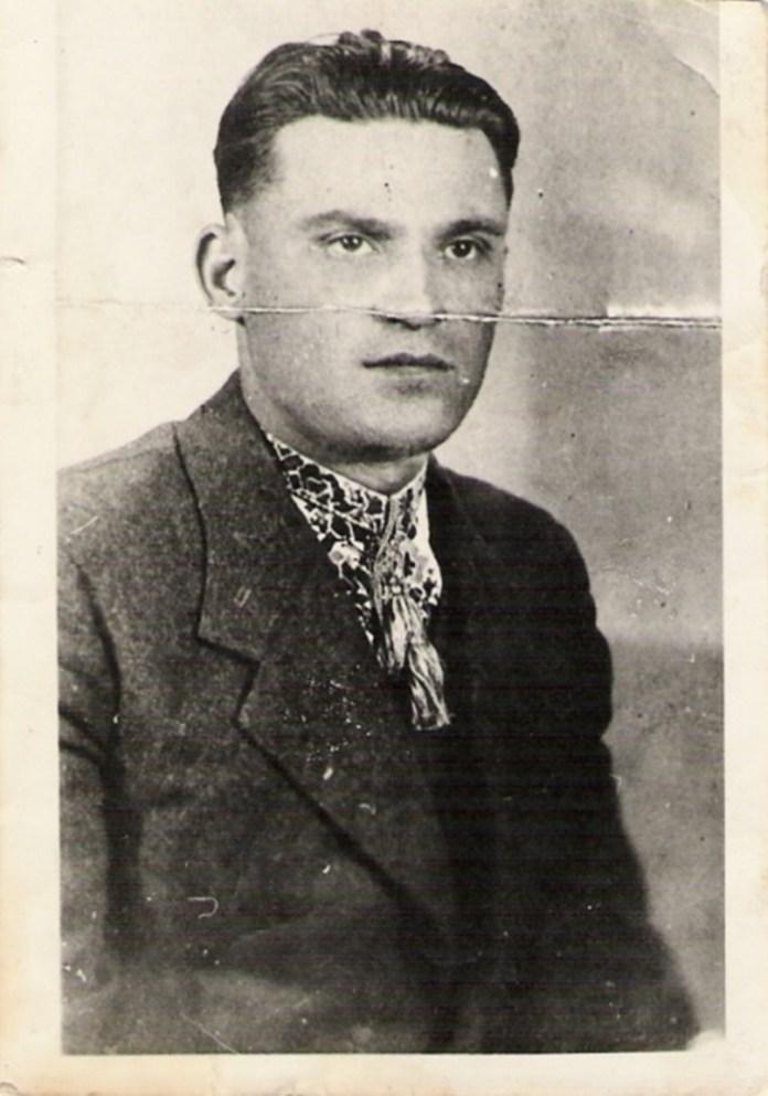Вацеба Григорій Документи із сімейного архіву Ганни Марійчин, надані онуком Андрієм