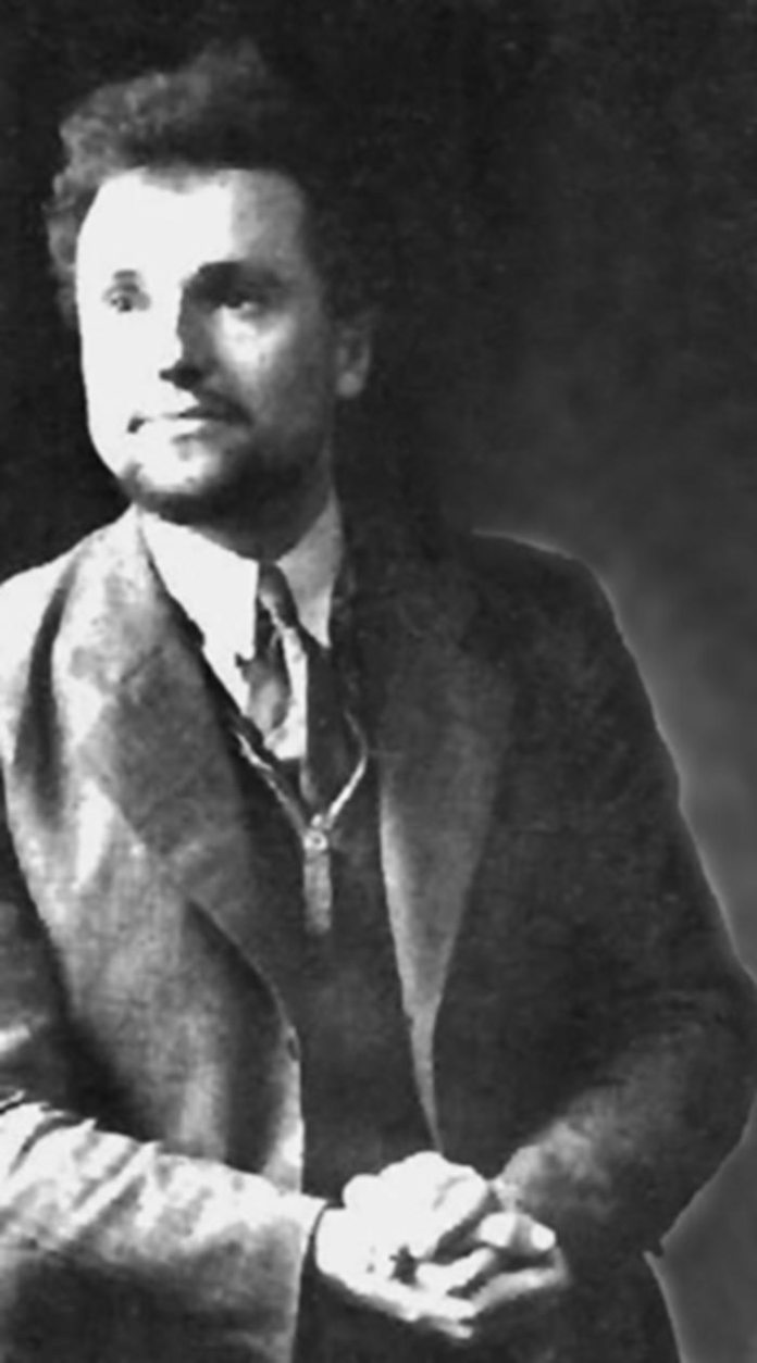 Володимир Ласовський, 1934