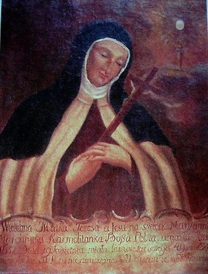 Маріанна Мархоцька. Фото з https://pl.wikipedia.org/