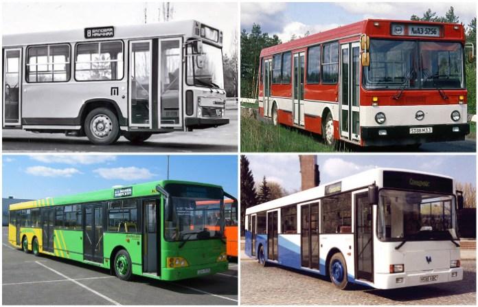 Перший в Україні низькопідоговий автобус побудували в Україні понад 20 років тому