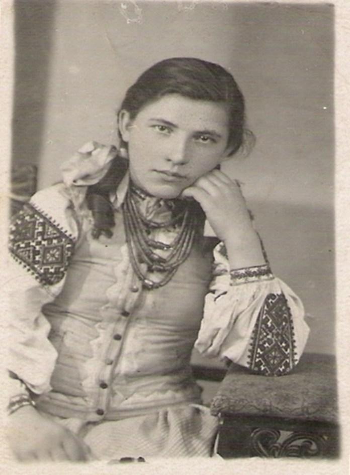 Бабінчук Марія Документи із сімейного архіву Ганни Марійчин, надані онуком Андрієм