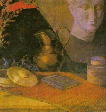 12. Григорій Смольський. Натюрморт, 1946