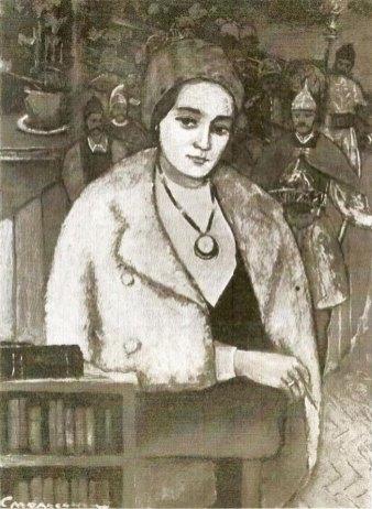 Григорій Смольський. Лариса, 1972