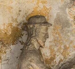 "Горельєф ""Christ appears to St. Mary Magdalene as a gardener"" (XVI ст. Лорран, Франція). Джерело: Музей Метрополітен, Нью-Йорк. Джерело: metmuseum.org"