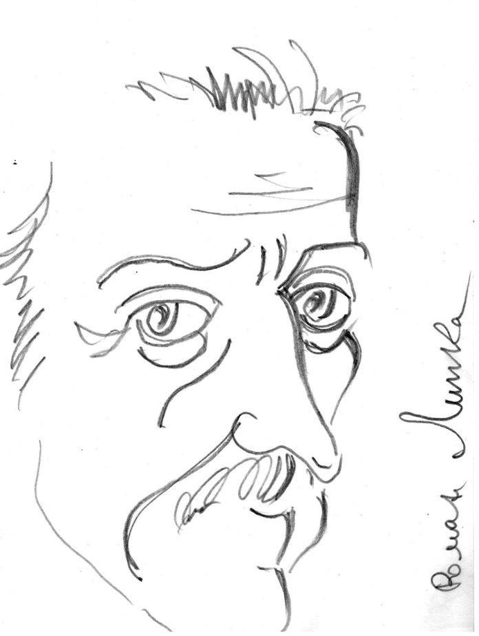 Роман Липка, відомий львівський архітектор