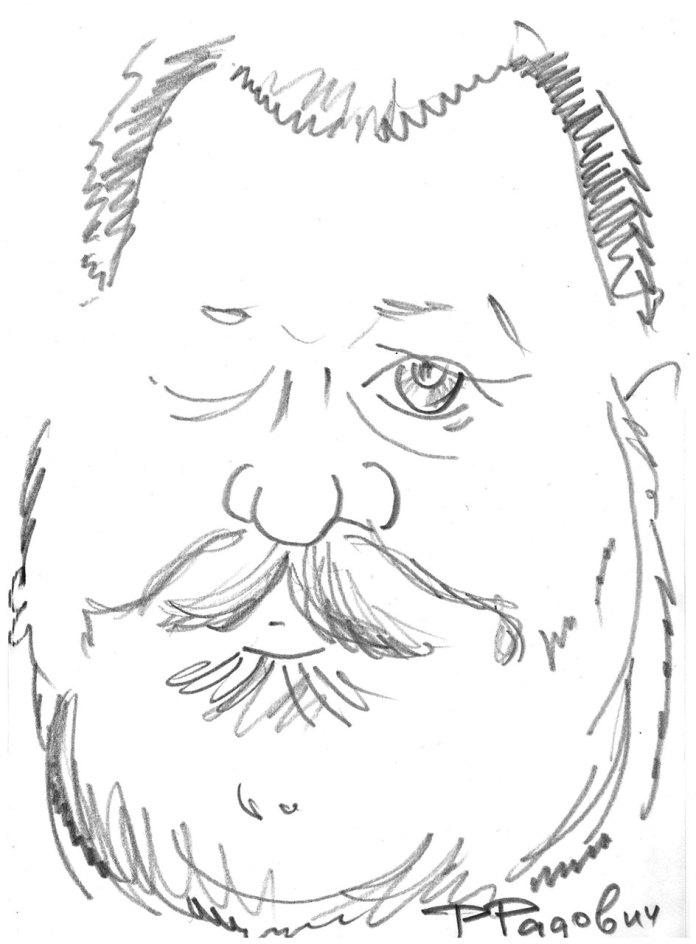 Роман Радович, дослідник народної архітектури, доктор історичних наук