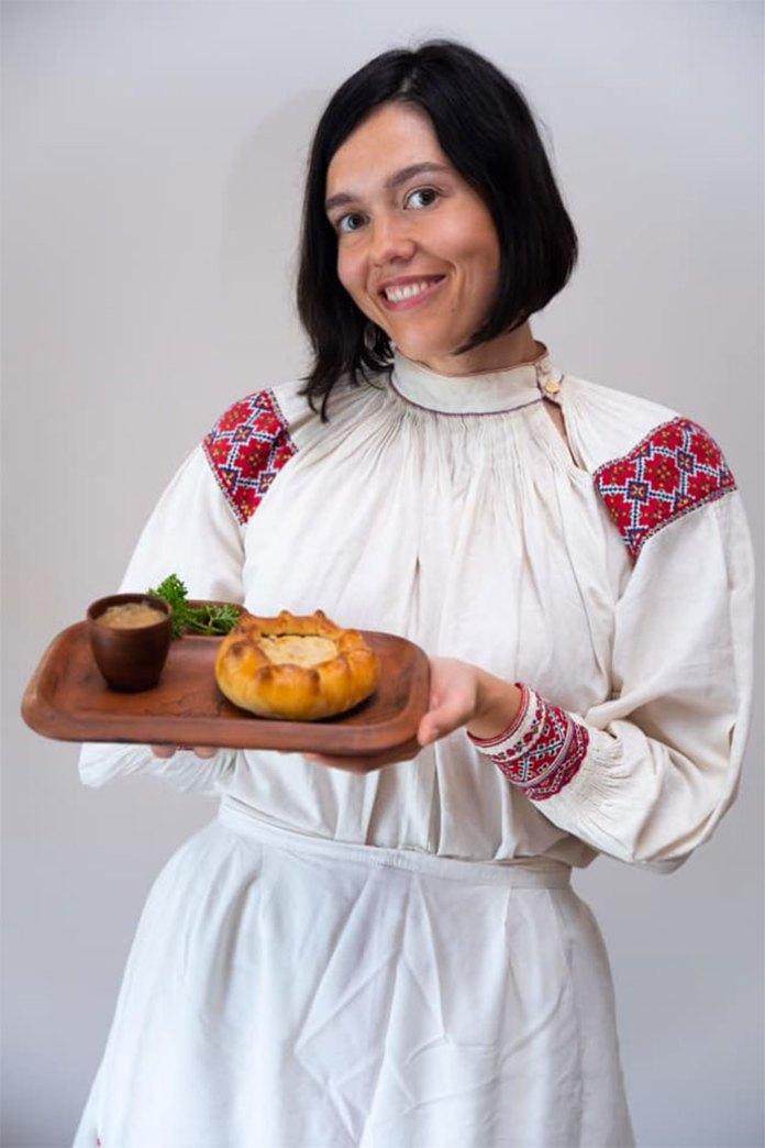Бойківські пиріжки-книші