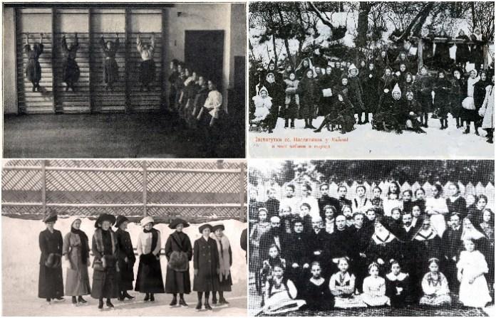 «Дівочий спортовий кружок» у гімназії Сестер Василіянок у Львові напередодні Першої світової війни