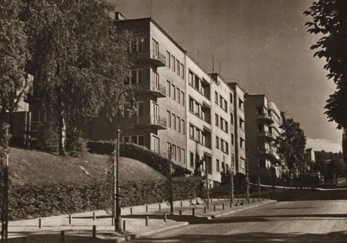 Сучасна вулиця Героїв Майдану. Львів, 1920-1930-ті рр.