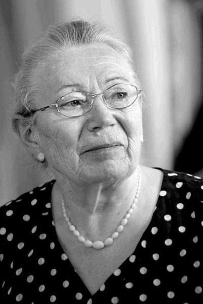 """Анна Валентинович, фото 2009 року (""""Історична правда"""")"""