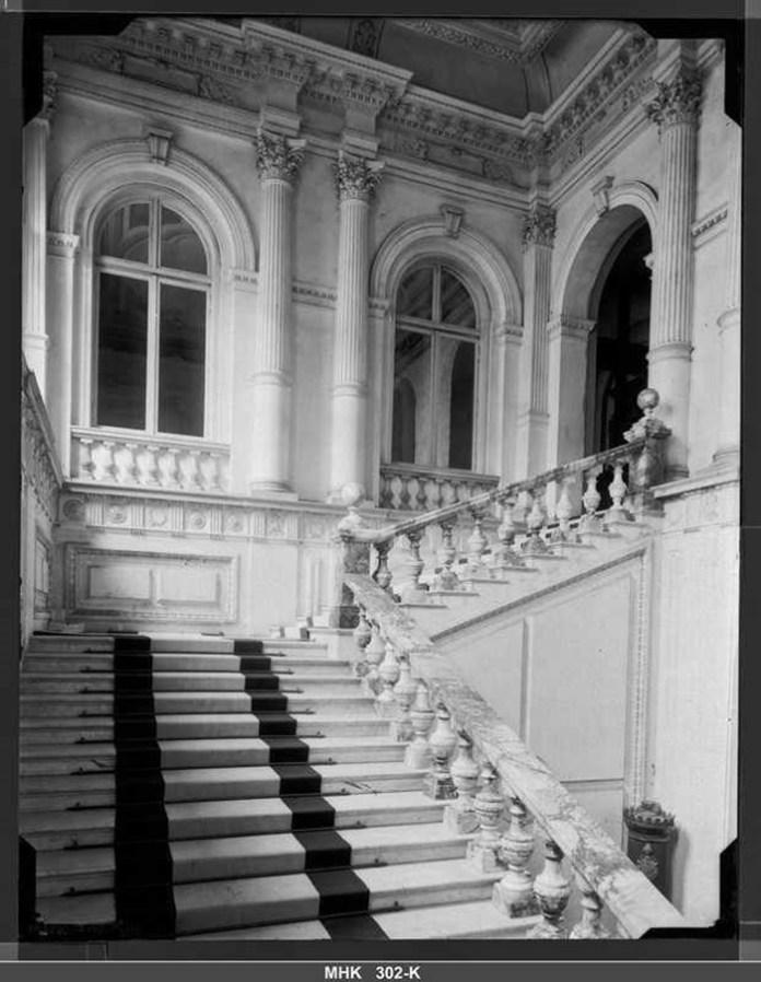 Будинок Галицького намісництва, 1890 р. Фотограф Натан Крігер