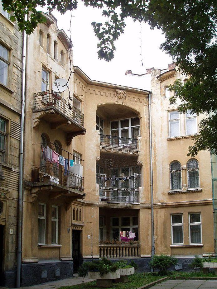 Академіка Богомольця, 7. Фото: Вікіпедія