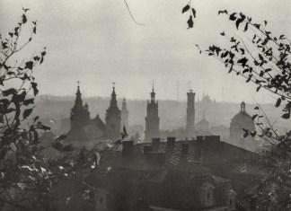 Панорама Львова 1960-их років. Світлив Юліан Дорош